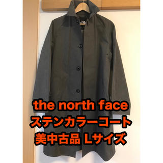 THE NORTH FACE - THE NORTH FACE WINDSTOPPER ステンカラーコート