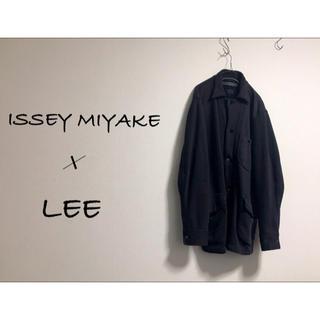 ISSEY MIYAKE - ISSEY MIYAKE × LEE カバーオール ジャケット モード