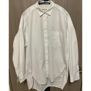 ENFOLD - ENFOLD シャツ