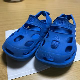 adidas - サンダル 夏靴 マリンシューズ アディダス adidas 19センチ〜20センチ