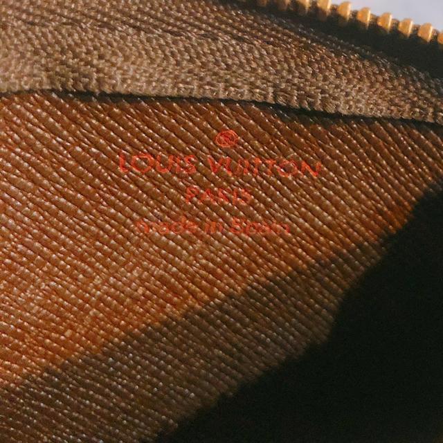 LOUIS VUITTON(ルイヴィトン)のルイヴィトン コインケース ダミエ レディースのファッション小物(コインケース)の商品写真