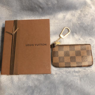 LOUIS VUITTON - ルイヴィトン コインケース ダミエ