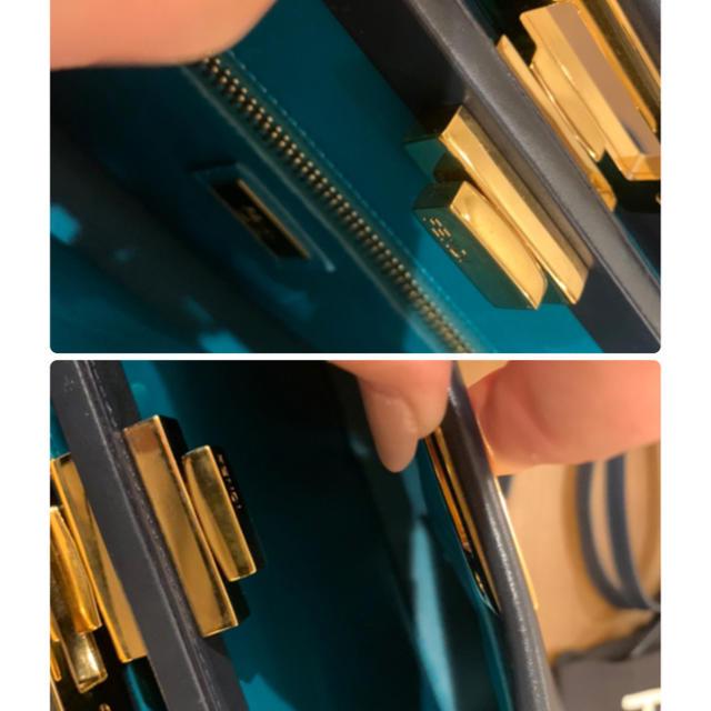 FENDI(フェンディ)のフェンディ ハンドバッグ ピーカブー レギュラー レディースのバッグ(ハンドバッグ)の商品写真