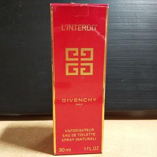 ジバンシィ(GIVENCHY)のGIVENCHY 香水 30ml(香水(女性用))