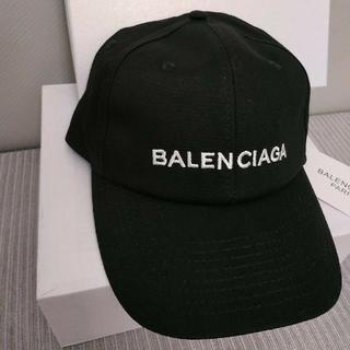 Balenciaga - ♛BALENCIAGA キャップ 黒
