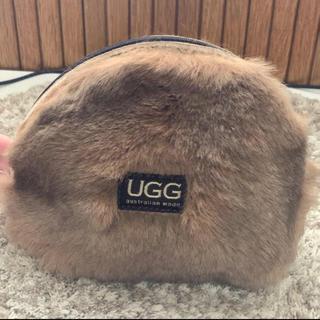 UGG - UGGポーチ 化粧品結構入ります