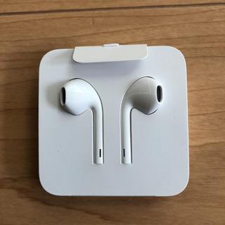 Apple - iPhone 純正イヤホン 新品
