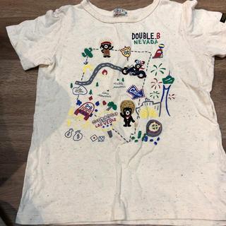 DOUBLE.B - ダブルビー ティシャツ  140