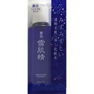 セッキセイ(雪肌精)の雪肌精 化粧水(トライアルサイズ)(化粧水/ローション)