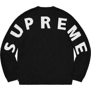 Supreme - 国内正規 新品 Supreme Back Logo Sweater M