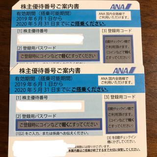 ANA(全日本空輸) - ANA優待券
