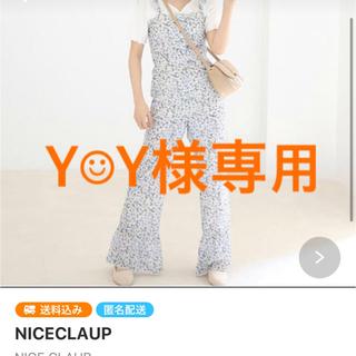ナイスクラップ(NICE CLAUP)のNICECLAUP(サロペット/オーバーオール)