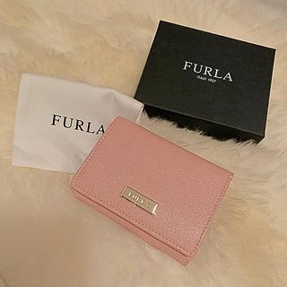 フルラ(Furla)の大幅お値下げ!FURLA フルラ ピンク 財布 二つ折り財布(折り財布)
