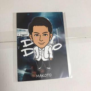 長谷川慎 BIGPOPカード