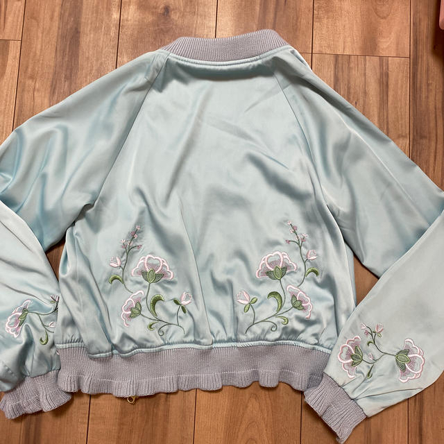 dazzlin(ダズリン)の人気!2way⭐︎リバーシブルブルゾン レディースのジャケット/アウター(ブルゾン)の商品写真