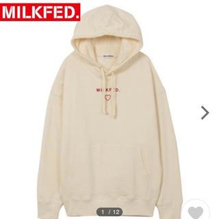 MILKFED. - milkfed パーカー