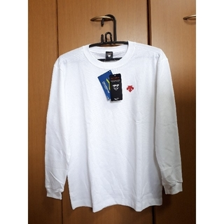 DESCENTE - デサント DESCENTE   ロンT   長袖Tシャツ スポーツウェア