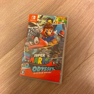 Nintendo Switch - スーパーマリオ オデッセイ スイッチ