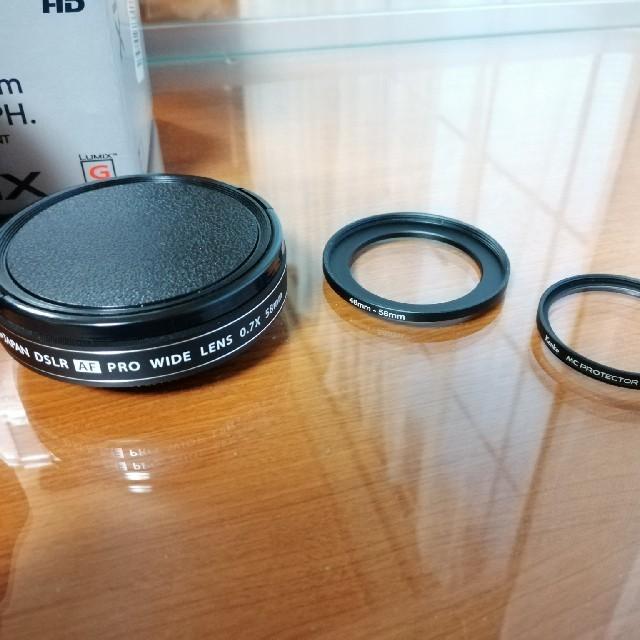 Panasonic(パナソニック)のミラーレス 一眼 ルミックス G7 本体  12-60mm レンズセット スマホ/家電/カメラのカメラ(ミラーレス一眼)の商品写真