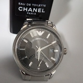 エンポリオアルマーニ(Emporio Armani)のエンポリオ・アルマーニ メンズ腕時計(腕時計(アナログ))