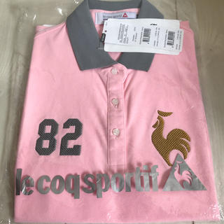 ルコックスポルティフ(le coq sportif)のルコック スポルティフ ポロシャツ 女性Sサイズ(ウエア)