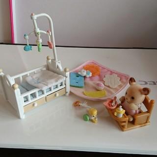 EPOCH - シルバニアファミリー 赤ちゃん家具セット