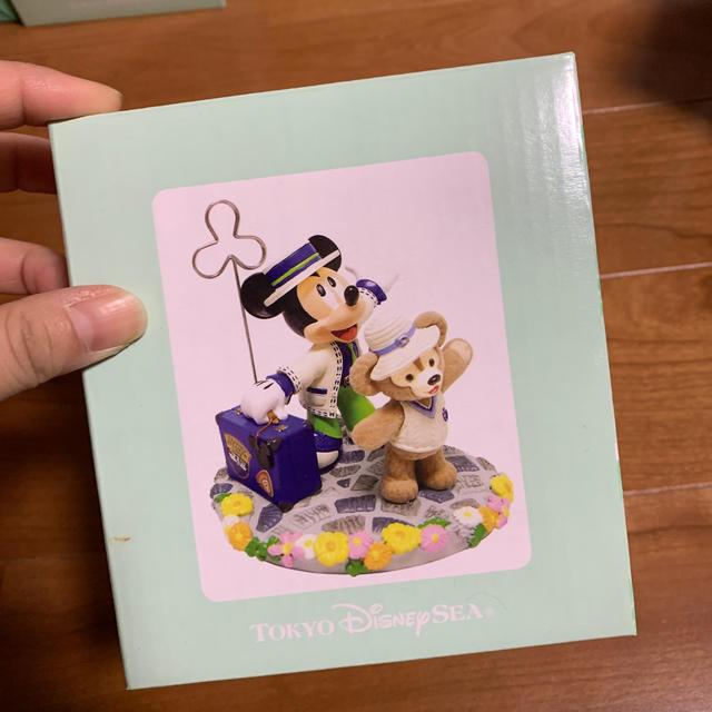 ダッフィー(ダッフィー)のディズニーシー ダッフィミッキー フィギュア エンタメ/ホビーのおもちゃ/ぬいぐるみ(キャラクターグッズ)の商品写真