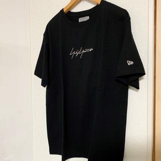 Yohji Yamamoto - Yohji Yamamoto new era Tシャツ XL