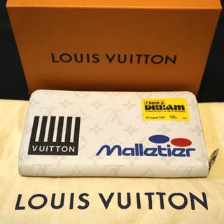 LOUIS VUITTON - ルイヴィトン ジッピーオーガナイザーウォレット 付属品完全完備