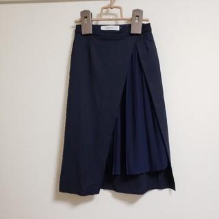ラグナムーン(LagunaMoon)のロングスカート プリーツ(ロングスカート)