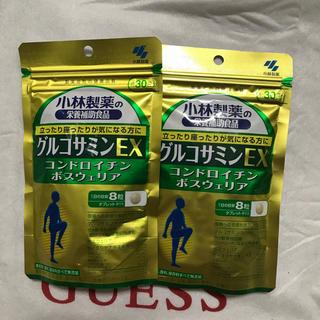 コバヤシセイヤク(小林製薬)の小林製薬 グルコサミンEX 約30日分 2袋セット(その他)