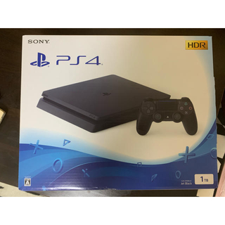 PlayStation4 - SONY PlayStation4 CUH-2100BB01
