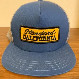 スタンダードカリフォルニア(STANDARD CALIFORNIA)のSTANDARD CALIFORNIA  スタンダードカリフォルニアメッシュキャ(キャップ)