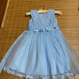 130サイズ 発表会ドレス