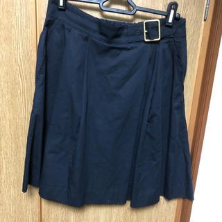 ブラックレーベルクレストブリッジ(BLACK LABEL CRESTBRIDGE)のクレストブリッジスカート(ひざ丈スカート)