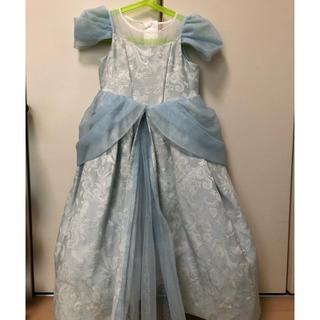 Disney - ビビデバビデブティック シンデレラ ドレス 110㎝