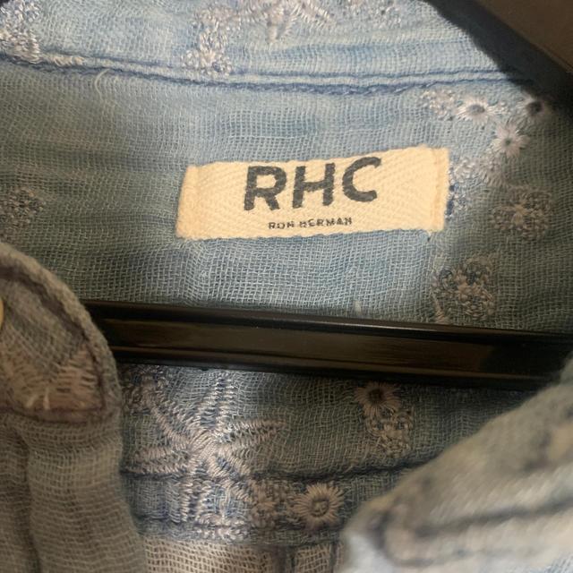 Ron Herman(ロンハーマン)のRHC  シェル柄 レディースのジャケット/アウター(ガウンコート)の商品写真