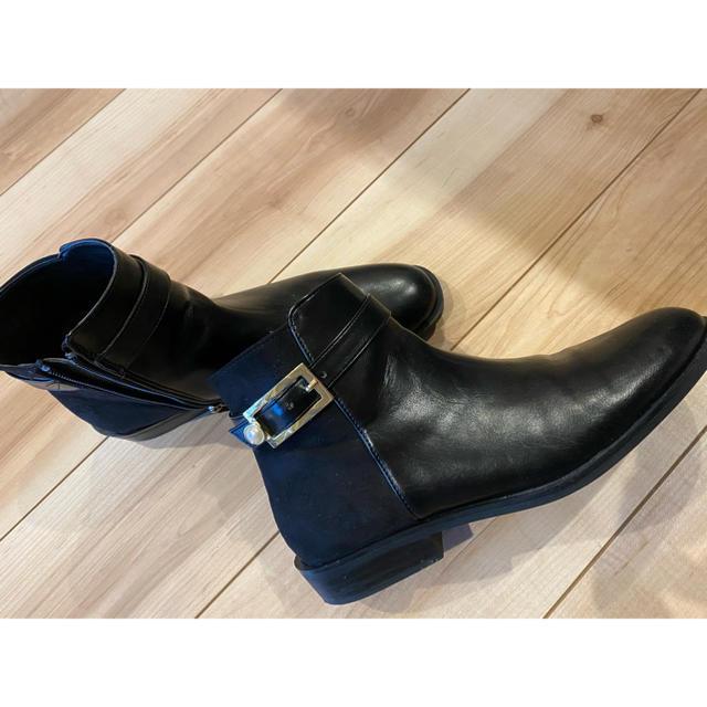 ZARA(ザラ)のZaraショートブーツ レディースの靴/シューズ(ブーツ)の商品写真