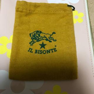 イルビゾンテ(IL BISONTE)のイルビゾンテ♡巾着袋(ポーチ)