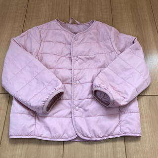 UNIQLO - UNIQLO○コンパクトジャケット○100cm