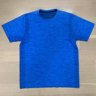 GU - GU sports  Tシャツ(サイドシームレスクルーネックT(半袖)GS)