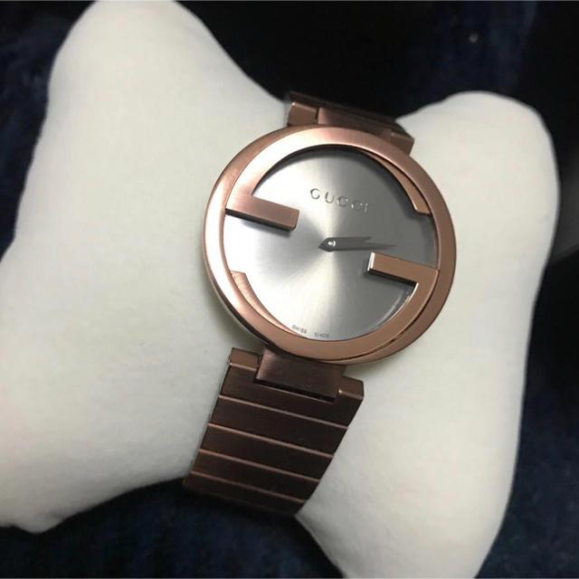 オークション不正スーパーコピー,Gucci-GUCCIインターロッキング 時計の通販