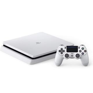 PlayStation4 -  PlayStation 4 グレイシャー・ホワイト 1TB
