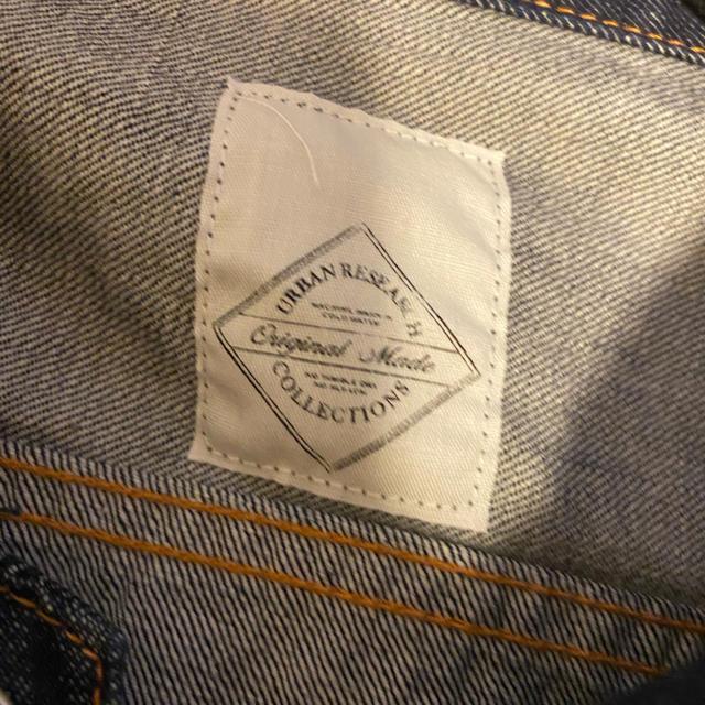 URBAN RESEARCH(アーバンリサーチ)のurban research Gジャン インディゴ レディースのジャケット/アウター(Gジャン/デニムジャケット)の商品写真