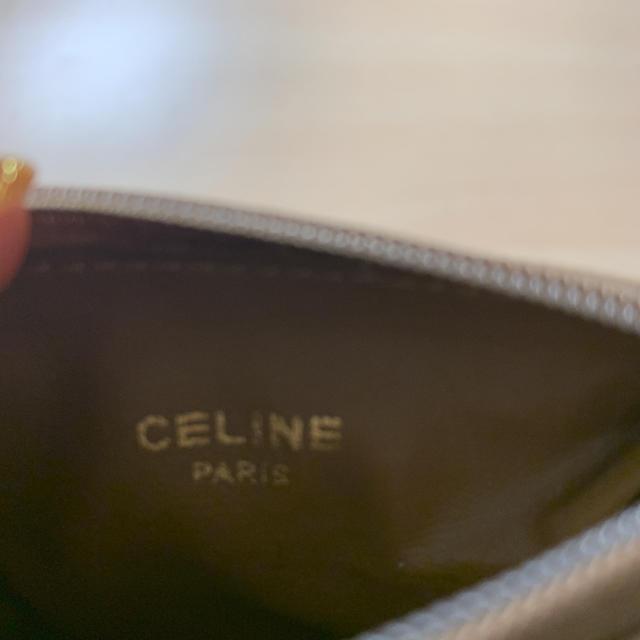 celine(セリーヌ)のセリーヌ小銭ケース レディースのファッション小物(コインケース)の商品写真
