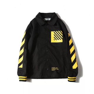 オフホワイト(OFF-WHITE)の超人気ブランド ジャケット インポート(ブルゾン)