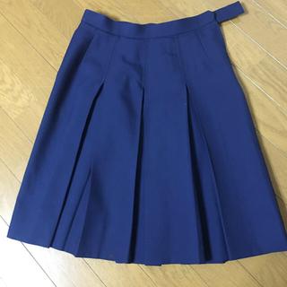 膝スカート (ひざ丈スカート)