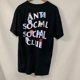 anti social social club Tシャツ 防弾少年団