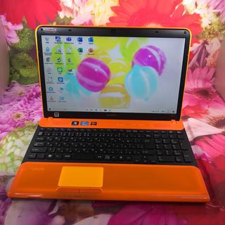 SONY - ソニーノートパソコン本体 VPCCB4AJ. オフィス SSD