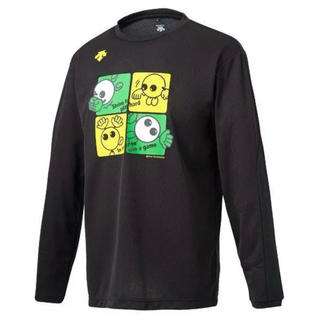 デサント(DESCENTE)のバボちゃん ロングTシャツ(Tシャツ/カットソー(七分/長袖))